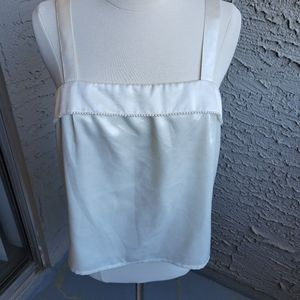 Vintage Beaded Tank Top Camisole
